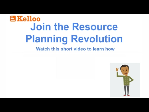 Kelloo Resource Planning