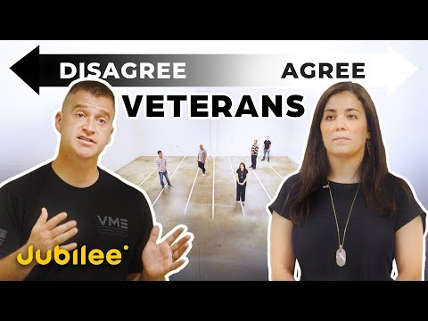 Do All Veterans Think The Same?