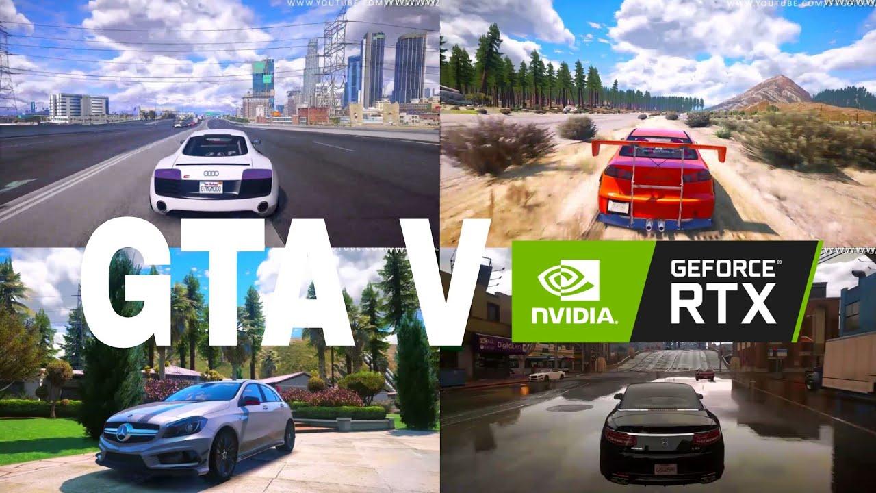 Gta 5 2080 ti | GTA 6 Graphics GEFORCE RTX™ 2080 Ti 4k 60FPS Next