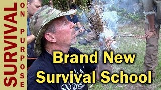 ECO Survival Group - Survival Training Without the Ego - Survival School