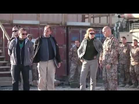 Statsministerens Besøg I Afghanistan Januar 2012