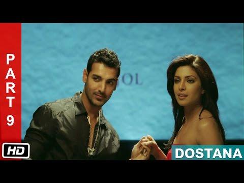 Birthday Scene - Part 9 - Dostana (2008)   Abhishek Bachchan, John Abraham, Priyanka Chopra