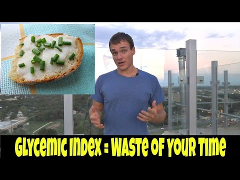 Why The Glycemic Index Is A Waste Of Your Time
