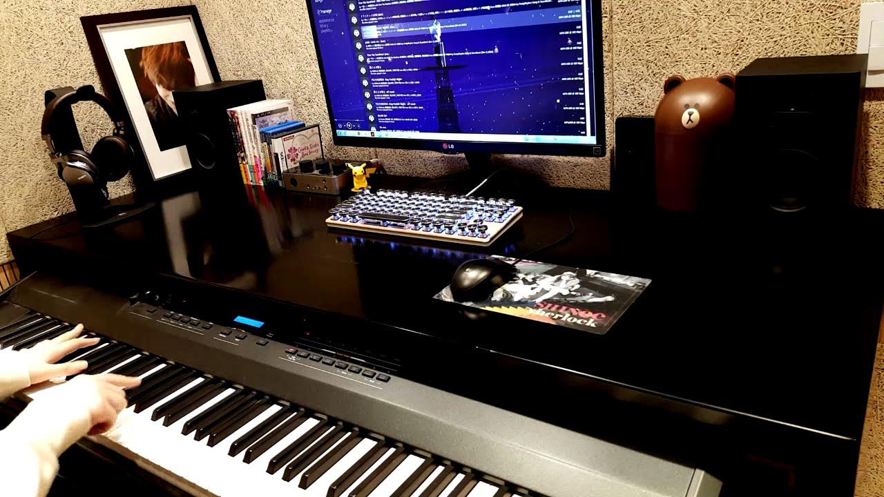 나는 오늘도 이렇게 논다 ~ 킹프리 : EZ DO DANCE 피아노 커버 - YouTube