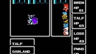 Final Fantasy - Vizzed.com Play boss 1 Garland - User video