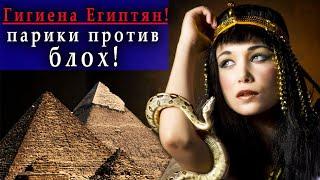 Какой была Гигиена в Древнем Египте