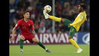MATCH HIGHLIGHTS - South Africa v Portugal - FIFA U-20 World Cup Poland 2019