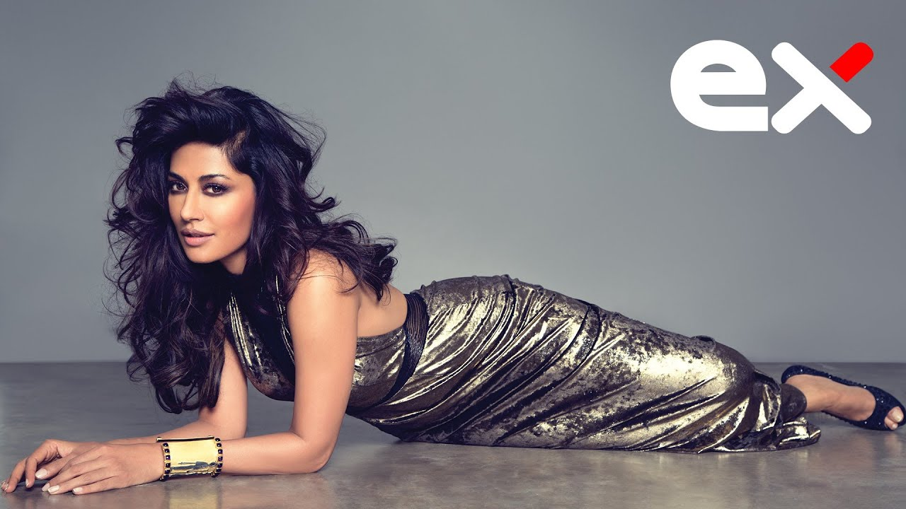 chitrangda singh cover shoot for exhibit magazine july 2014 - youtube