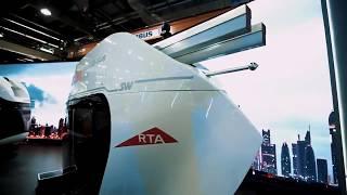 Dubai's Roads and Transport Authority (RTA) presents🥁🥁🥁🥁