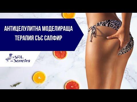 Сапфирена терапия за тяло SPA DEMETRA
