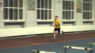 Бег 400 м: Кружков В. (тренировка от 23.12.2015)
