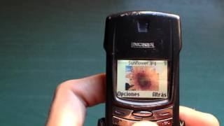 Nokia 8910i retro review (old ringtones, games & wallpapers) vintage