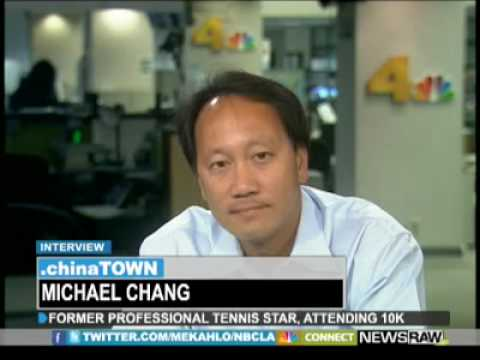 NewsRaw interview with Michael Chang