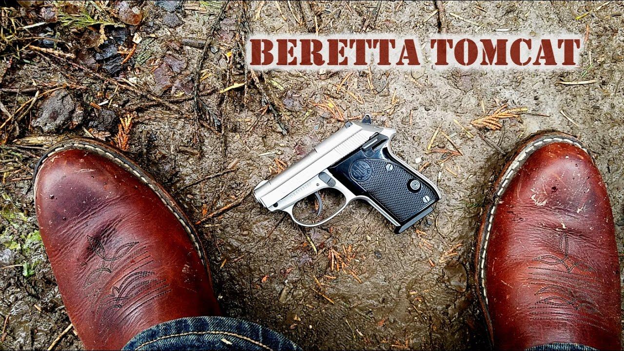 beretta tomcat range day youtube