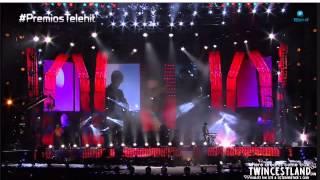 Tokio Hotel Foro Sol México 12/11/2014 - Love who loves you back, Girl got a gun, Monsoon2014
