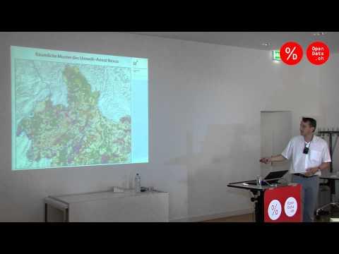 Opendata.ch/2015 - Prof. Dr. Peter Messerli