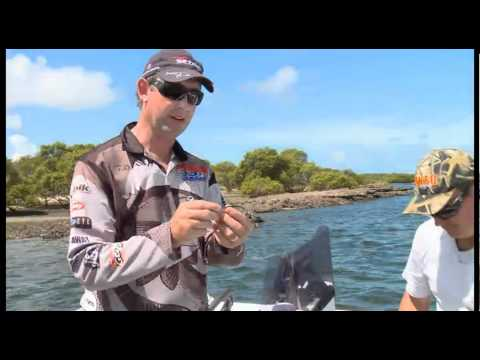 Nelson Bay Flathead Hooked On Tackle World Dave Butfield