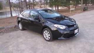 Toyota Corolla 2014 Videos