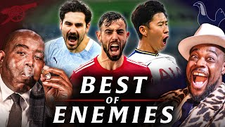Who's The Player Of The Season So Far? | Best Of Enemies | Feat Expressions