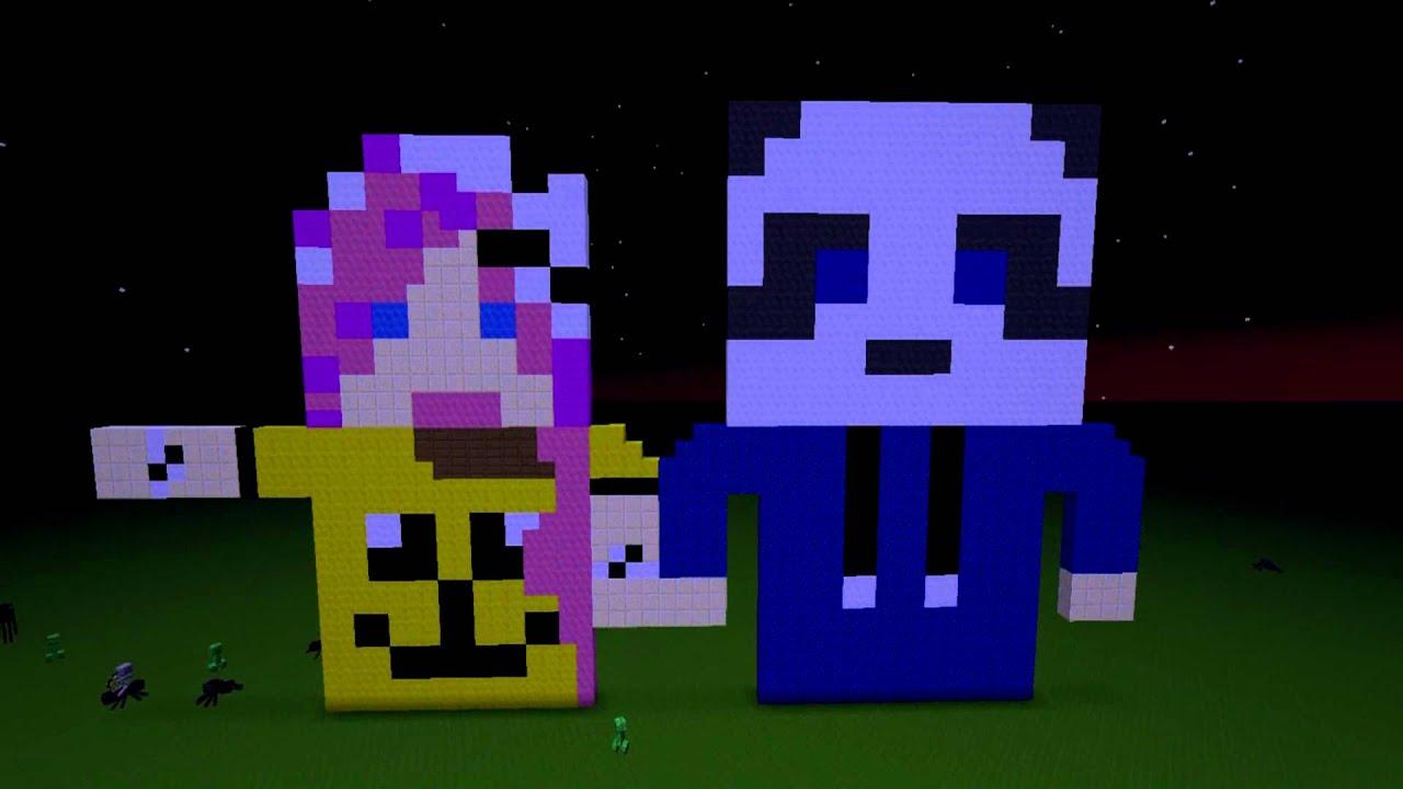 pixel art 7 como fazer o cotoco