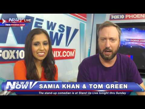 FNN: Interview and Viewer Chat with Comedian Tom Green