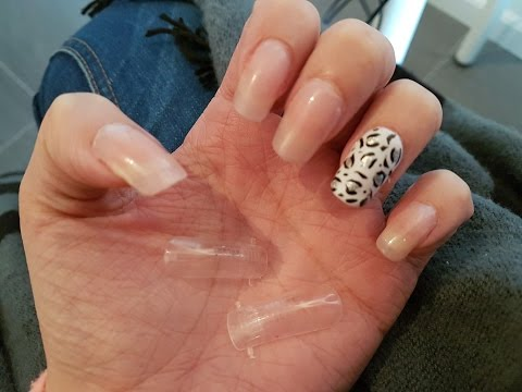 Acrygel Nail Extension With Dual Forms