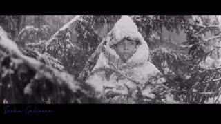 Алексей Брянцев - Тебя мне подарила зима (клип на фильм Девчата)