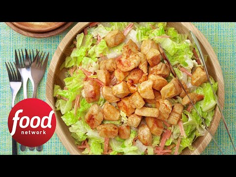 How To Make Rachael's Buffalo Chicken Salad | Food Network