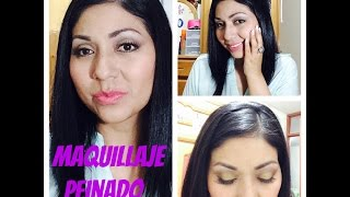 Maquillaje y Peinado para Fiestas de Año Nuevo - malir15 Thumbnail