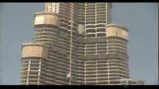 Burj Dubai UAE The Tallest Building in the World (Part 6)