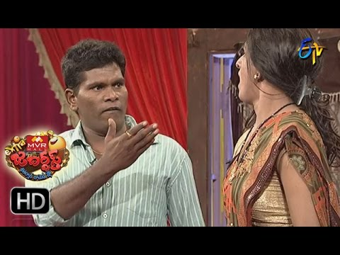 Chammak Chandra Performance | Extra Jabardsth | 24th March 2017| ETV  Telugu