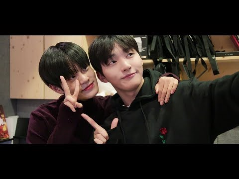 Free Download Yoon Jisung (윤지성) - '쉼표' Recording Making Film (with.이대휘) Mp3 dan Mp4