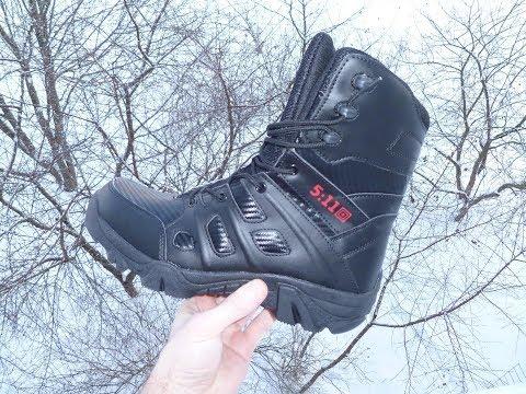 Тактические ботинки(Берцы) с AliExpress. ОБЗОР. Обувь для активного отдыха.