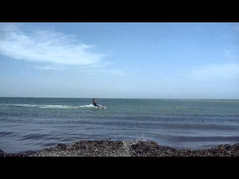 kiteboarding Low Back MOBE