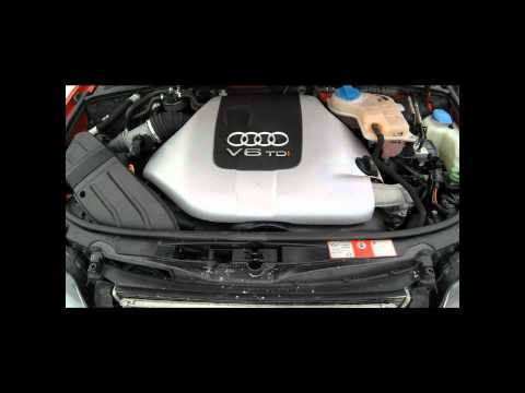 Audi A4 2.5 TDI Sound