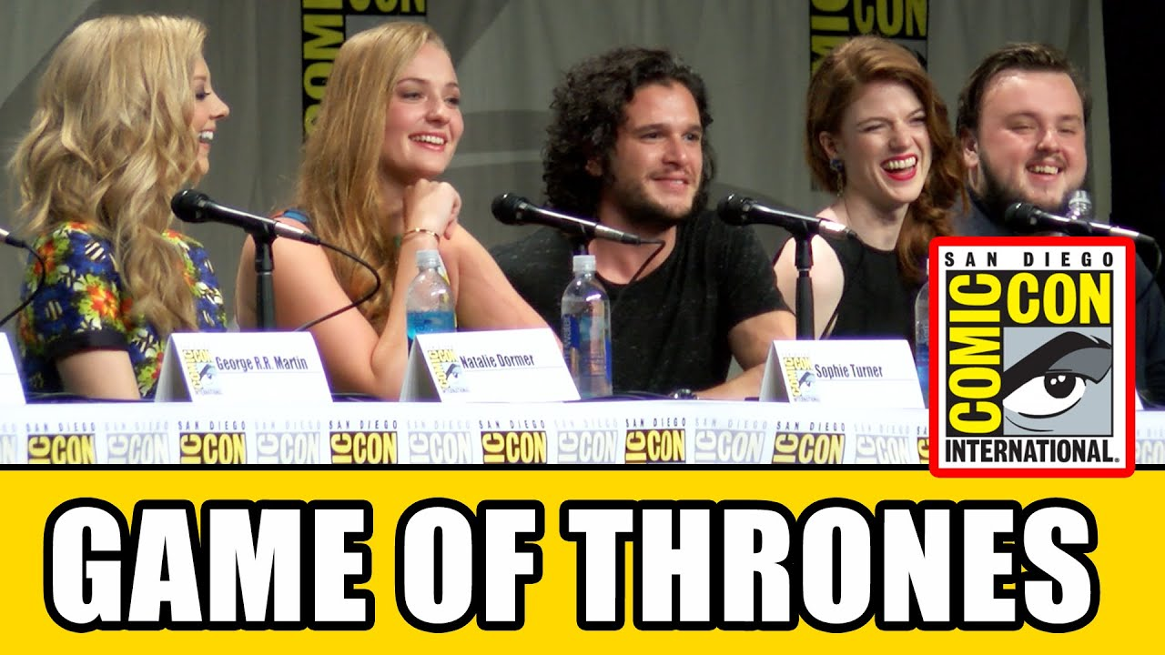 Download GAME OF THRONES Comic Con Panel