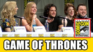 Download GAME OF THRONES Comic Con Panel Mp3 and Videos