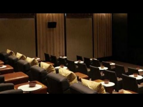 Movie theaters, screening rooms get high-end makeovers