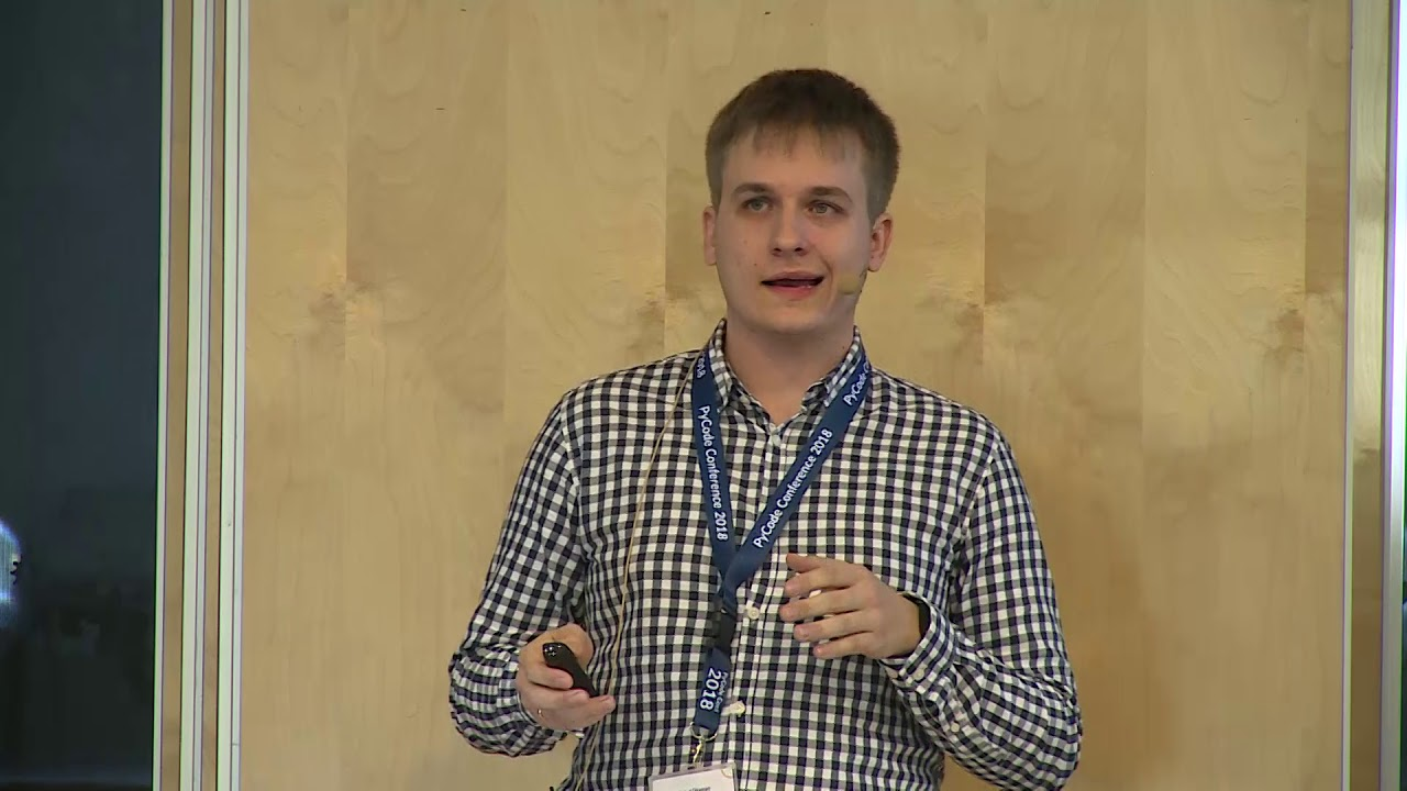 Image from Michał Dżaman - Going big with Django - profiling, optimization and scaling - PyCode Conference 2018