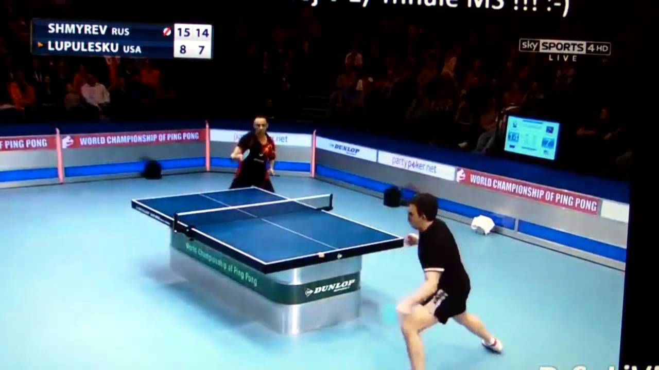 d6af65592 Final do Campeonato Mundial de Ping Pong 2014 - YouTube
