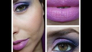 RADIANT ORCHID - Makeup Tutorial