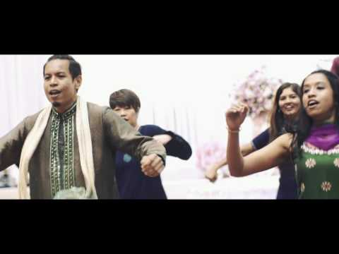 The Bombay - Francesca Maria - Zumba - Wedding