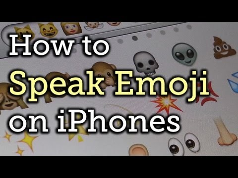 Make Your Iphone Explain The Definition Of Emoji Symbols How To