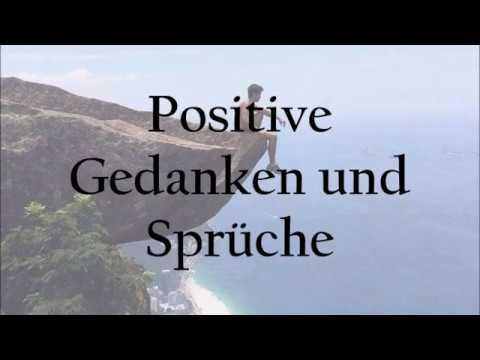Positive Gedanken / Sprüche für jeden Tag (Zitate und Quotes