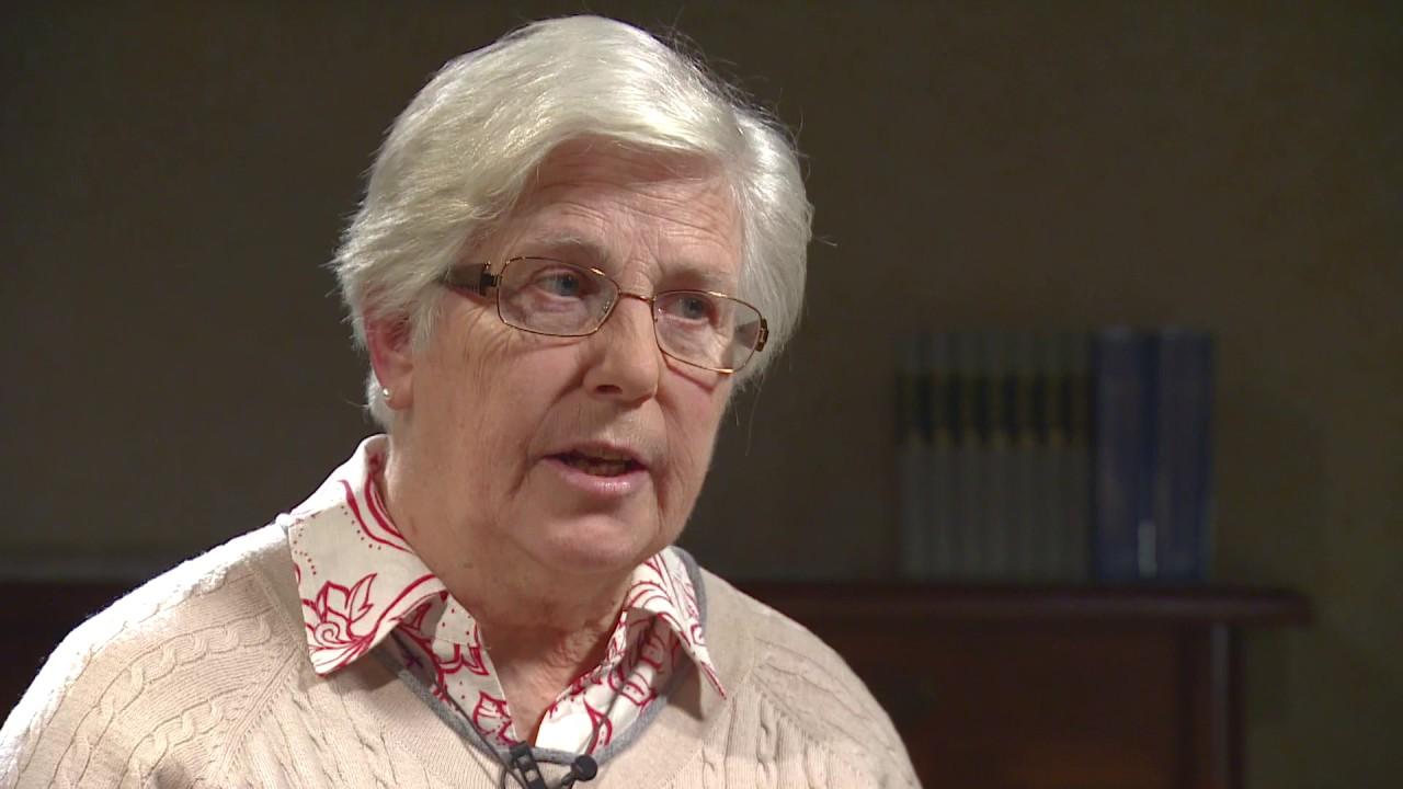 Sister Patricia Morey