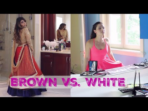 Brown Girls vs White Girls  Wedding Edition