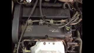 Valve Cover Gasket Oil Leak Repair Zetec 2.0l Ford Focus