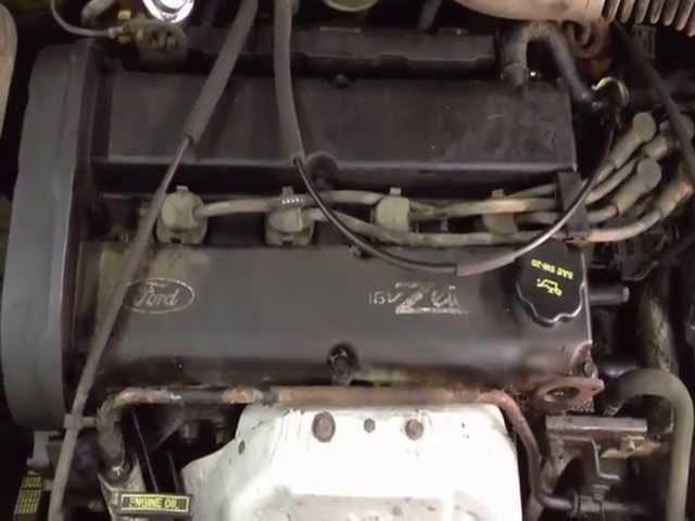2000 2004 Ford Focus 2 0l Zetec Engine Misfires Runs Rough Valve Cover Gasket Oil Leak Repair Youtube