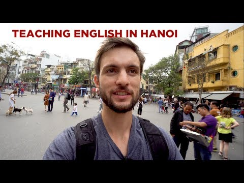 Do I Prefer Hanoi? Teach English in Vietnam | Saint Patrick's Day In Hanoi!