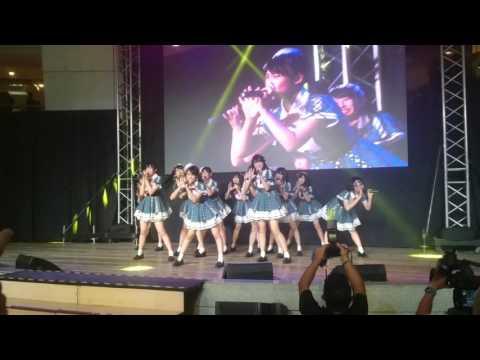 AKB48 Team 8: Oogoe Diamond [Encore] #CoolJapanFestivalPH2015